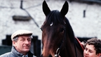 Trainer Paddy Mullins pictured with Gold Cup Winner Dawn Run.