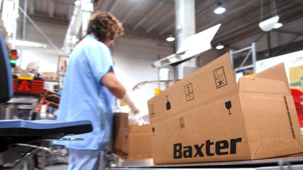 Baxter Healthcare - Cuts in health spending hit jobs