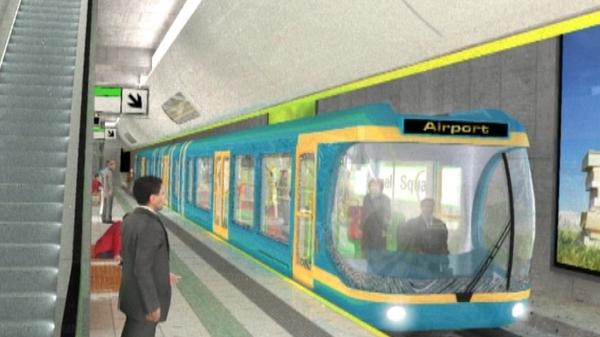 Metro North - Still has the green light