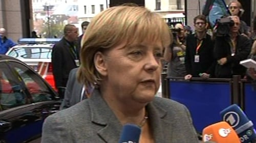 Angela Merkel - Party defeated in local election