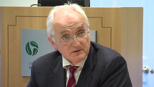 John Gornley - 'Chance to restructure economy'