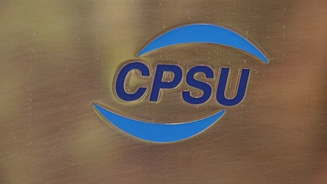 The CPSU was one of four unions that walked out of the Croke Park II talks saying the demands on members were excessive