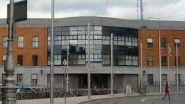 Gardaí from Store Street (pictured) Bridewell and Mountjoy Garda Stations were involved