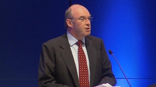 David Hodgkinson - AIB going through restructuring