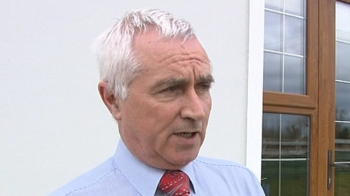 Jim McDaid - Government sources say they were not relying on his vote in the Dáil