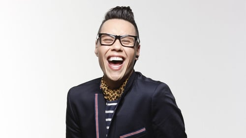 Gok's just tickled pink about his new series