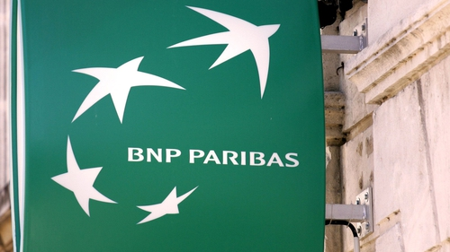 BNP Paribas says its COO to step down