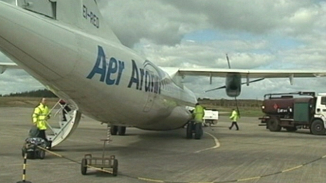 Aer Arann - Two new routes in Aer Lingus franchise deal