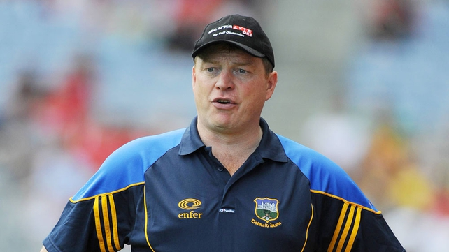 Declan Ryan is the new Tipperary huling manager