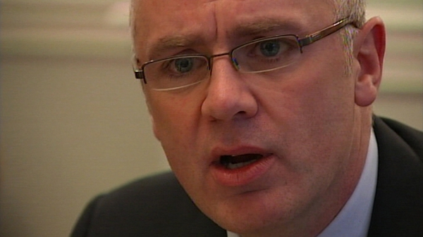 David Drumm told a senior colleague: 'Get into the f***ing simple speak'