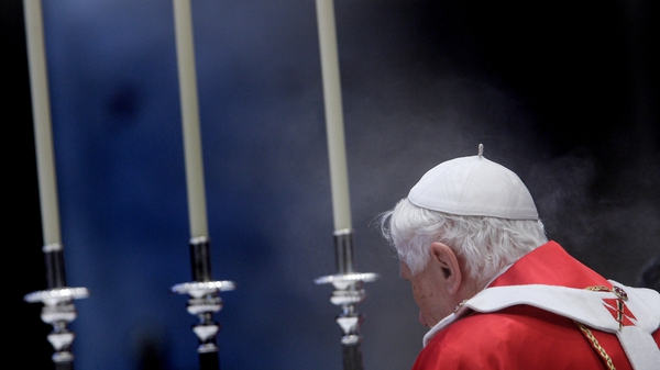 Pope Benedict - team sent to investigate abuse fallout