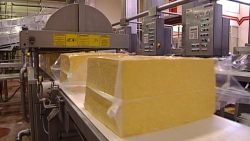 Cheese - Will be available for distribution by voluntary organisations next week