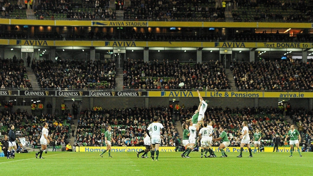South Africa beat Ireland 23-21 the last time the sides met in 2010. Saturday's game is Live on RTÉ Two and www.RTÉ.ie/sport