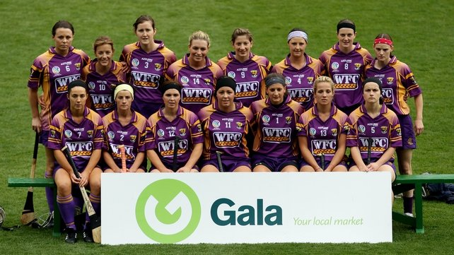 2010 All-Ireland champions Wexford