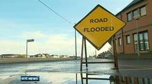 Nine News: Coastal areas braced for floods