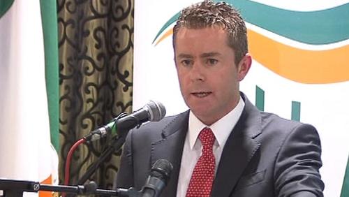 Brian Ó Domhnaill - To contest by-election for Fianna Fáil