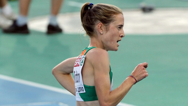 Fionnuala Britton continues to impress ahead of the European Championships