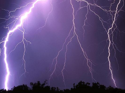 Calling Thunder & Lightning!