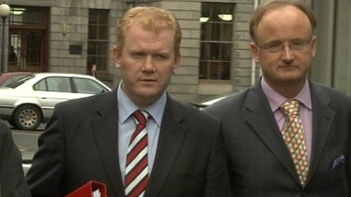 Fine Gael - Senator Paudie Coffey sought permission from High Court