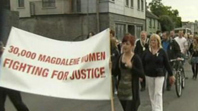 Justice for Magdalenes - Said the State was complicit in imprisoning marginalised women