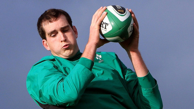 Devin Toner: 'I'll do my best and will be leaving no stone unturned in training this week'