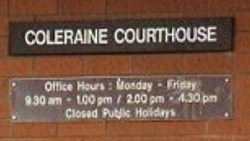 Image result for coleraine magistrates court