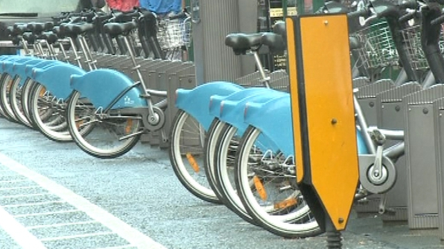 The Dublin Bikes scheme is to be extended from Heuston Station to the O2 and the Docklands