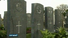 Nine News: Armistice Day marked in Glasnevin Cemetery