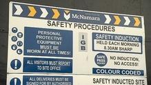 One News: McNamara Construction in receivership