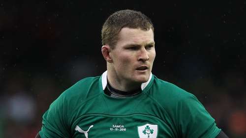 "Donnacha Ryan - ""The bar ran out of drink - but I had nothing to do with that!"""