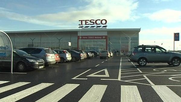 Supermarket - Part of Tesco Ireland's €113m investment plan