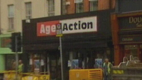Age Action Ireland - Organised meeting