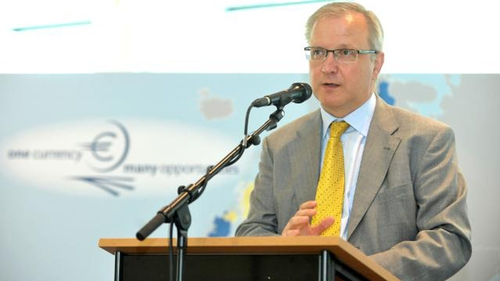 Olli Rehn - Essential to stop spread of financial crisis