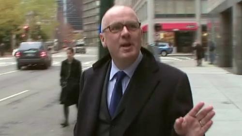 David Drumm - Former Anglo CEO has declared bankruptcy