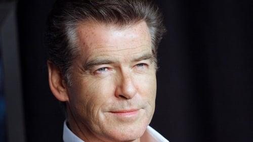 Brosnan - Would also produce the show