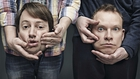 Peep Show stars David Mitchell and Robert Webb