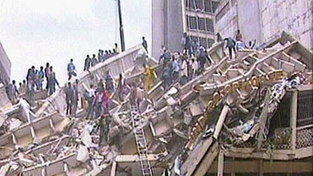 Kenya - US embassy bombed 7 August 1998