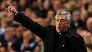 Carlo Ancelotti managed AC Milan from 2001 to 2009