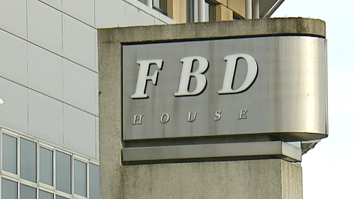 Paul D'Alton will take up his new role as FBD's interim CEO on April 3