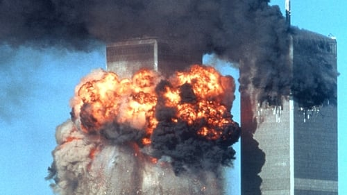 World Trade Center - Towers collapsed after planes crashed into them in 2001