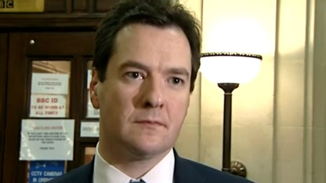 George Osbourne said Scotland would be given more tax, spending and powers over the welfare state
