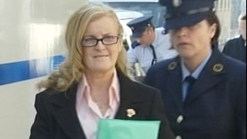 Catherine Nevin has always denied any involvement in her husband's murder