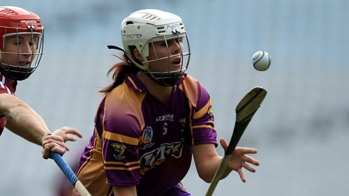 Wexford will be without Mary Leacy this weekend
