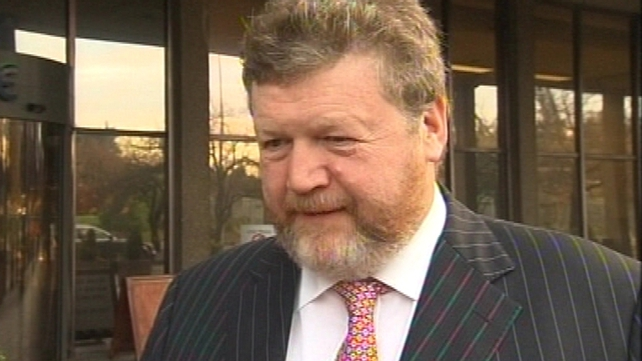 James Reilly - Called on Government to announce date of election