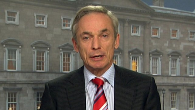 Richard Bruton - Lower-paid workers 'hit particularly hard'