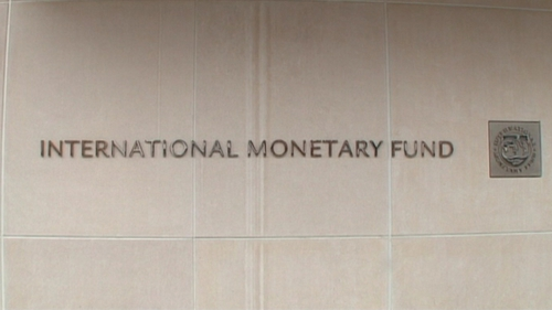 IMF - Less optimistic about growth prospects