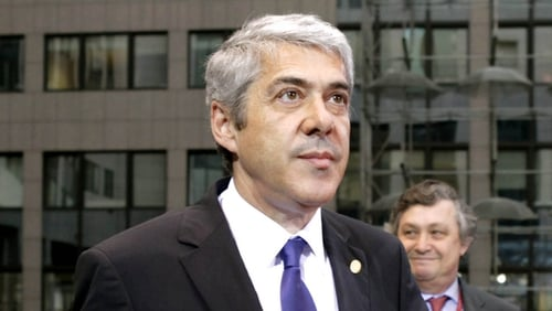 Jose Socrates - Resigned after vote defeat