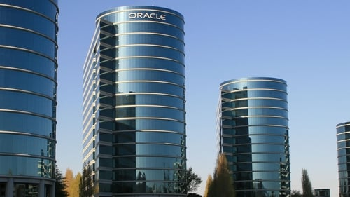 Oracle has been rolling out its own cloud-based products but they remain under 5% of its total revenue