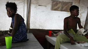 Dealing with the aftermath of the cholera epidemic in Haiti