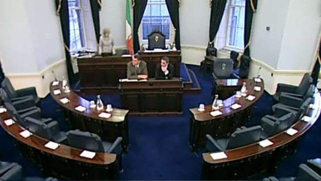 Seanad - Deadline for Oireachtas members is 21 March